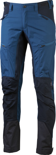 Lundhags Makke Pants Herre petroldeep blue | Gode tilbud